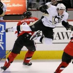 Penguins Senators Hockey